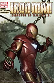Iron Man: Director of S.H.I.E.L.D. #29