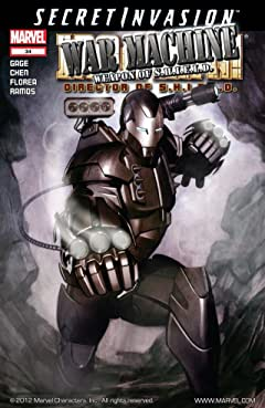 Iron Man: Director of S.H.I.E.L.D. #34