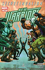 New Warriors (2007-2009) #14