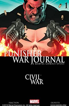 Punisher War Journal (2006-2009) No.1