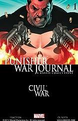 Punisher War Journal (2006-2009) #1