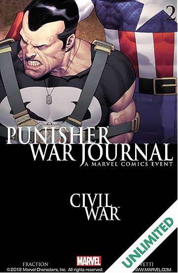 Punisher War Journal (2006-2009) #2