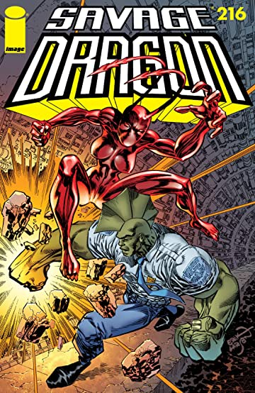 Savage Dragon #216