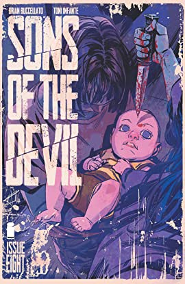 Sons Of The Devil COMIC_ISSUE_NUM_SYMBOL8