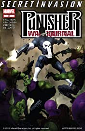 Punisher War Journal (2006-2009) #25