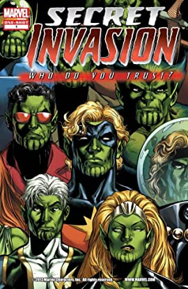 Secret Invasion: Who Do You Trust? #1