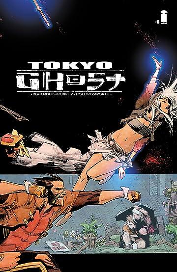 Tokyo Ghost #8
