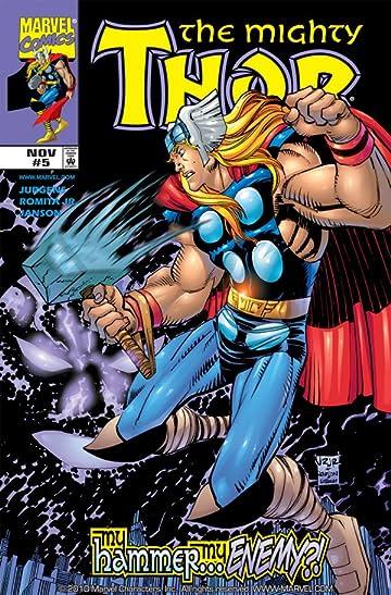 Thor (1998-2004) #5