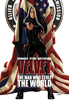 Velvet Vol. 3: The Man Who Stole The World