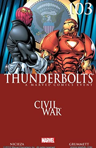Thunderbolts (2006-2012) No.103