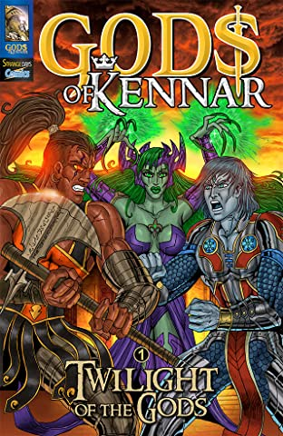 Gods of Kennar #1