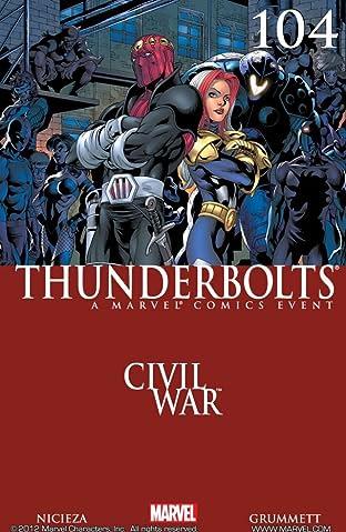 Thunderbolts (2006-2012) No.104