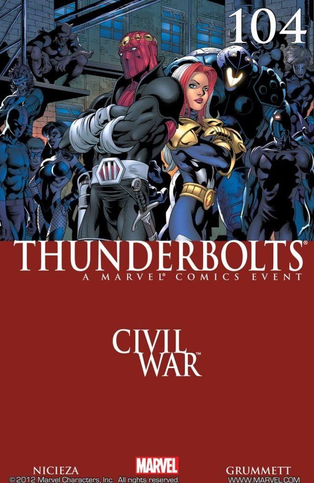 Thunderbolts (2006-2012) #104