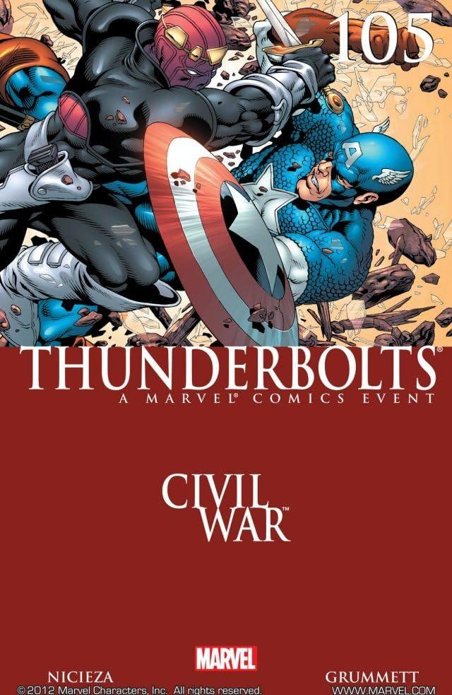 Thunderbolts (2006-2012) #105