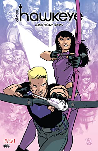 All-New Hawkeye (2015-) #6