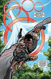 Captain America: Road To War (2016) #1