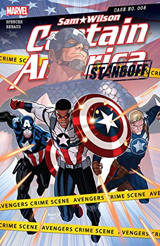 Captain America: Sam Wilson (2015-) #8