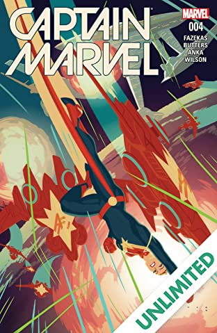 Captain Marvel (2016) #4