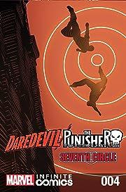 Daredevil/Punisher: Seventh Circle Infinite Comic #4