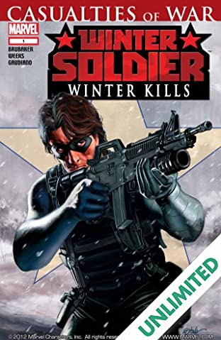Winter Soldier: Winter Kills One-Shot #1