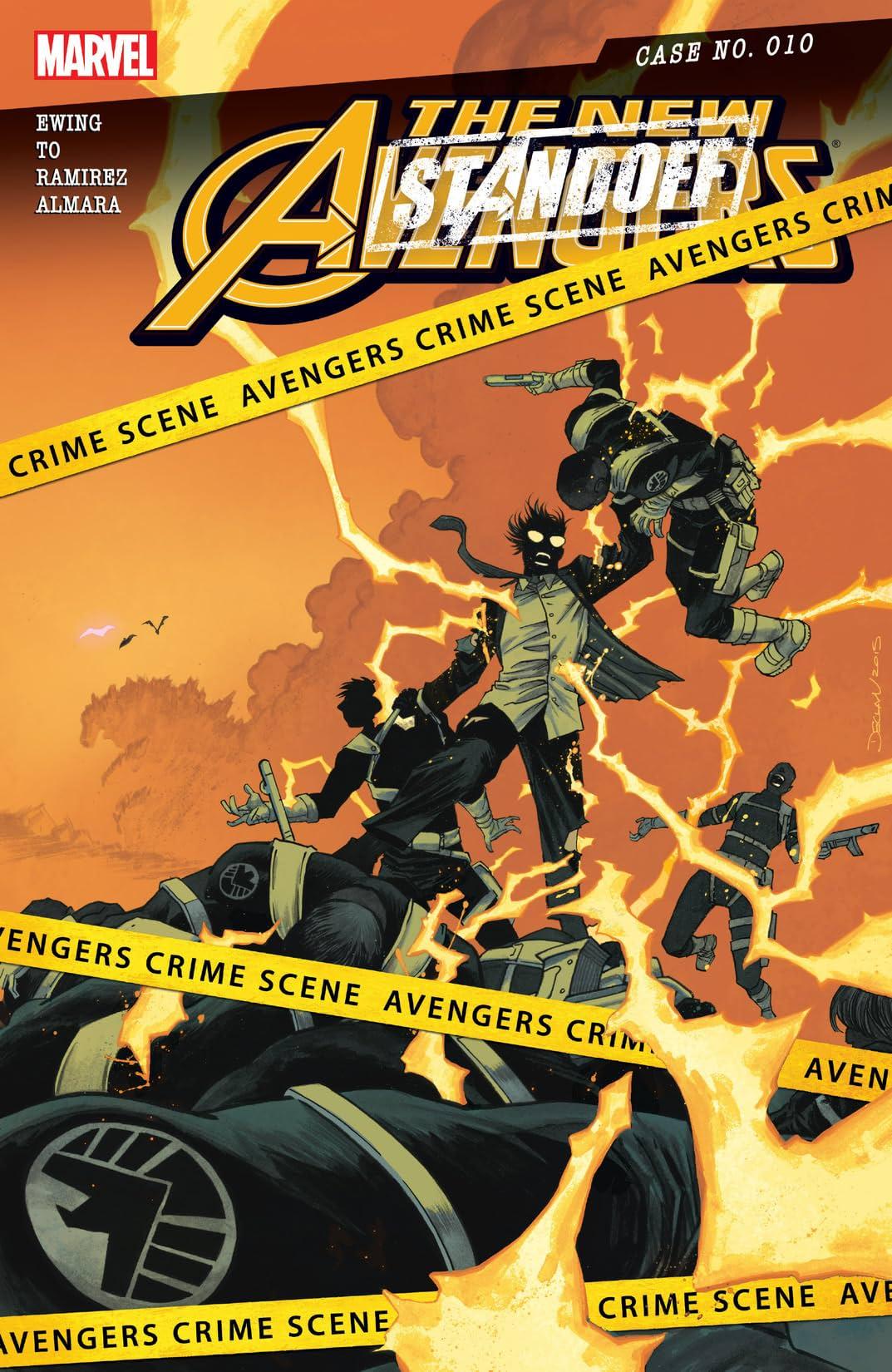 New Avengers (2015-2016) #10