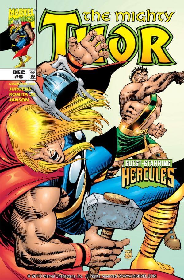 Thor (1998-2004) #6