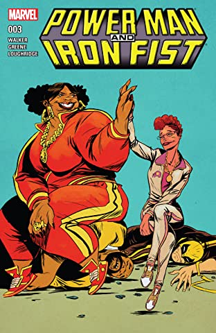 Power Man and Iron Fist (2016-) #3