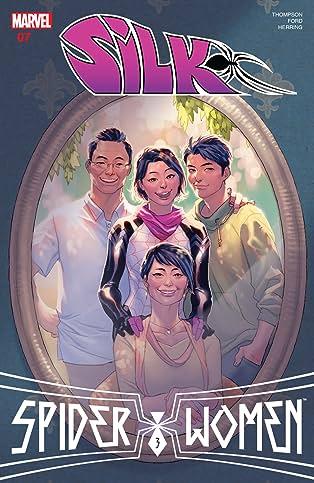 Silk (2015-2017) #7