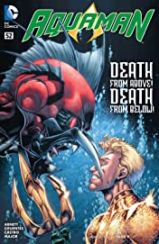 Aquaman (2011-2016) #52