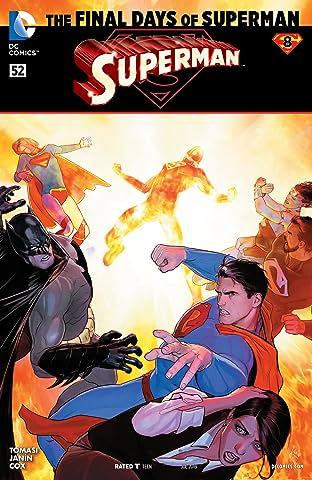 Superman (2011-) #52