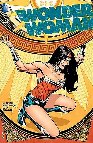 Wonder Woman (2011-) #52