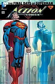 Action Comics (2011-2016) #52