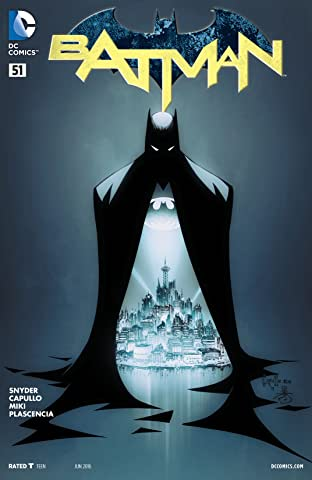 Batman (2011-) #51