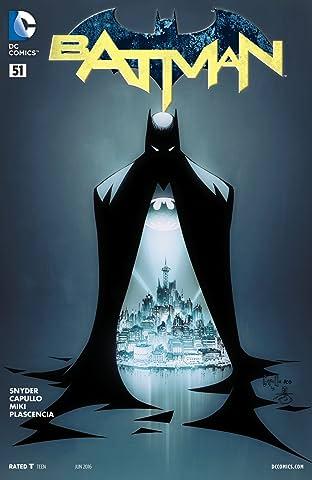 Batman (2011-2016) #51