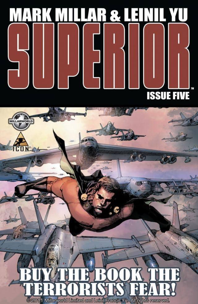 Superior #5 (of 7)
