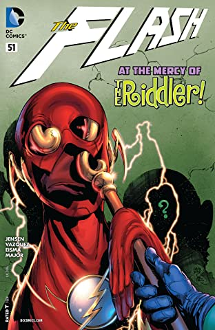 The Flash (2011-) #51