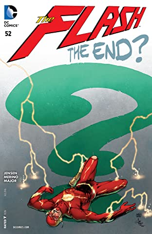 The Flash (2011-) #52