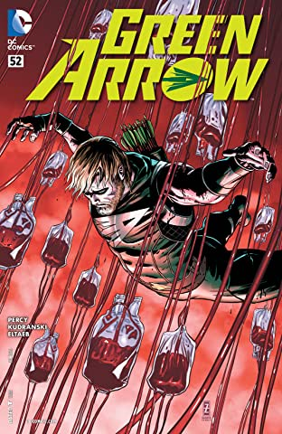 Green Arrow (2011-2016) #52