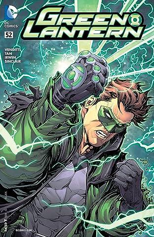 Green Lantern (2011-) #52