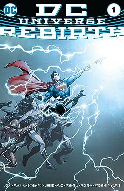 DC Universe: Rebirth (2016) #1
