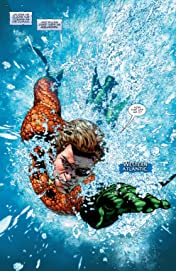 Aquaman: Rebirth (2016) No.1