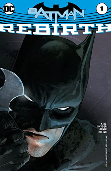 Batman: Rebirth (2016) #1