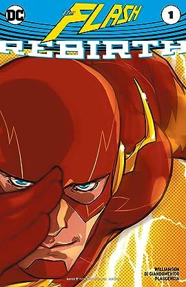 The Flash: Rebirth (2016) #1