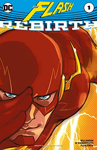 The Flash: Rebirth (2016) No.1