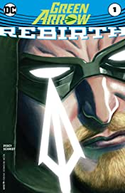 Green Arrow: Rebirth (2016) No.1