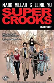 Supercrooks #1 (of 4)