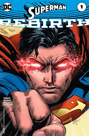 Superman: Rebirth (2016) No.1