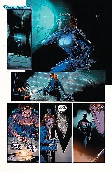 Superman: Rebirth (2016) #1