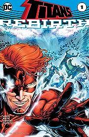 Titans: Rebirth (2016) No.1