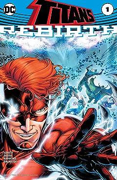 Titans: Rebirth (2016) #1